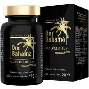 Doc Bahama Anti-Kater Mittel Kapseln für Festival-1